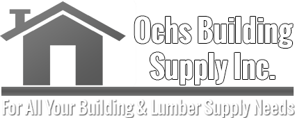 Ochs Building Supply Inc., Logo